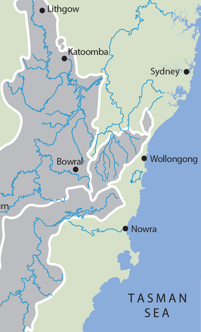 Your local catchment WaterNSW