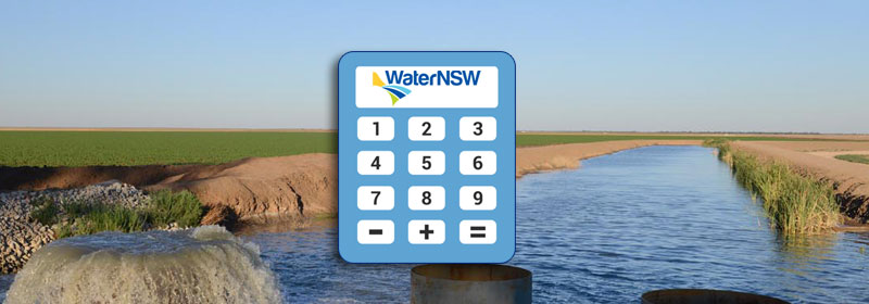 Groundwater Billing Calculator