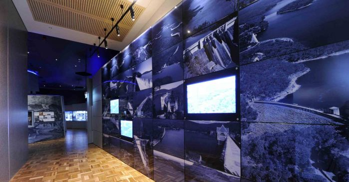 Water for life exhibition