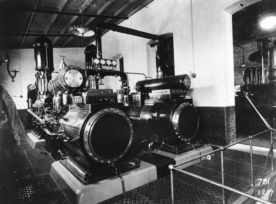 Steam pumps