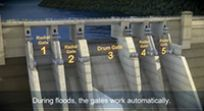 Warragamba Dam gates