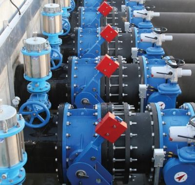 a picture of new pumps