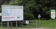 Information sign for Bendeela