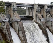 Warragamba Dam spill