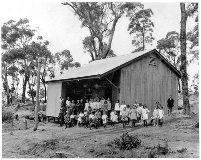 Construction township school house