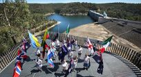 Warragamba Dam 50th anniversary