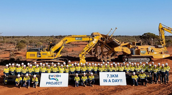 Broken Hill pipeline
