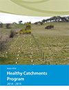 Healthy Catchments Program 2014-2015